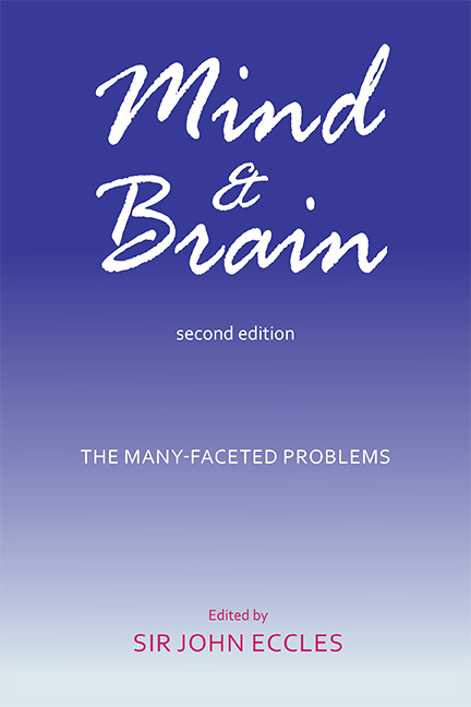 Mind and Brain: The Many-Faceted Problems