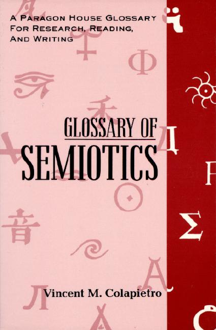 Glossary of Semiotics