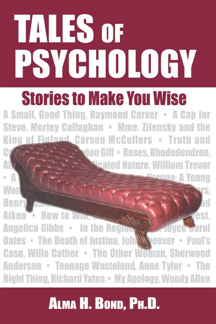 Tales of Psychology: Short Stories to Make You Wise