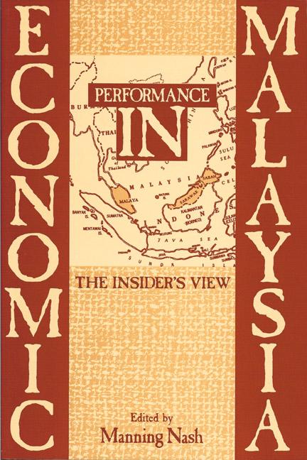 Economic Performance in Malaysia