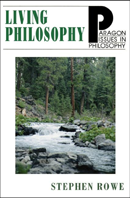 Living Philosophy: Remaining Awake and Moving Toward Maturity