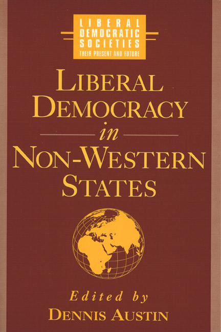 Liberal Democracy in Non-Western States