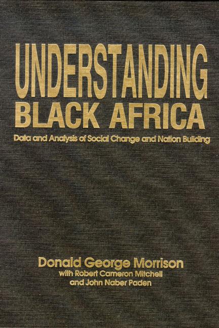 Understanding Black Africa: Data and Analysis