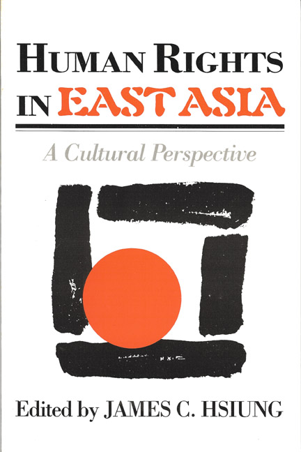 Human Rights in East Asia