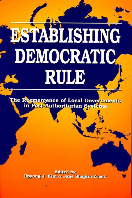 Establishing Democratic Rule
