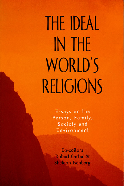 Ideal in the World's Religions