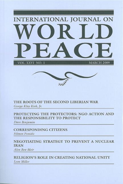 IJWP, 26:1, March 2009, pdf