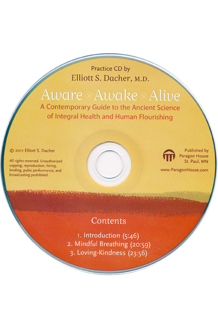 Aware, Awake, Alive: Practice CD