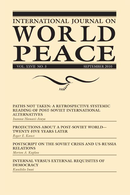 IJWP 27:3, September 2010, pdf