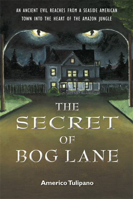 The Secret of Bog Lane