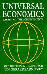 Universal Economics: Assessing the Achievements of Economic Approach